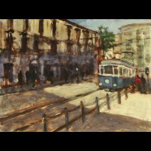 22_Il Tram in corsa